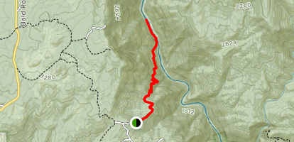 Dome Trail Map