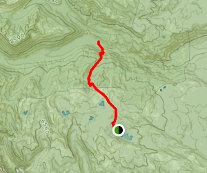 Deadman Trail Map