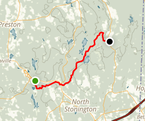 Narragansett Trail Map