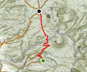 Waitukubulu Trail Section 4 Map