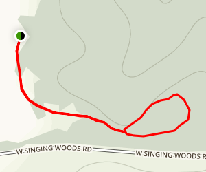 Timber Trail Loop Map