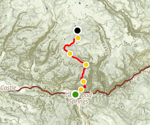 Transfer Trail Map