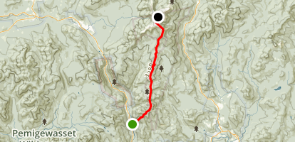 Davis Trail Map