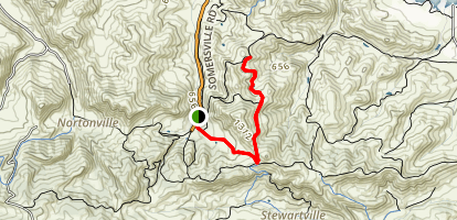 Carbondale Trail Map