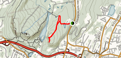South Mountain Trail Map
