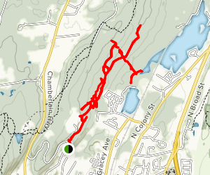 Cathole Loop Trail Map