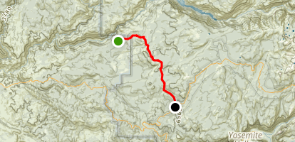 Aspen Valley Trail Map