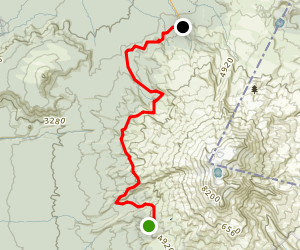Whakapapaiti Valley Trail Map