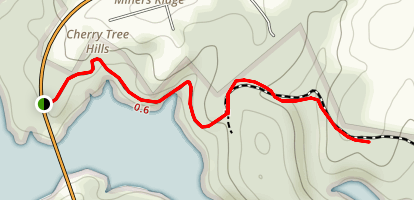 Mineral Hill Trail Map