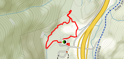 Officers Gulch Map