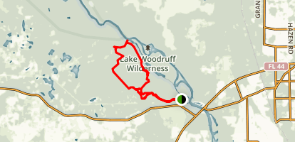 St. Francis Trail Map