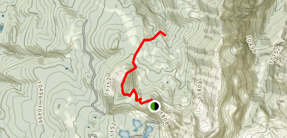 Bald Mountain Map