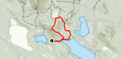 Mount Shannon Trail Map