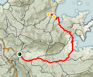 Lai Chi Wo Village Map