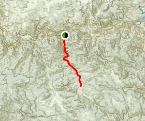 Youngs Gulch (CLOSED) Map