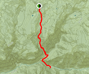 Big Granite Trail Map