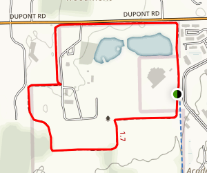 Solomon Farm Trail Map
