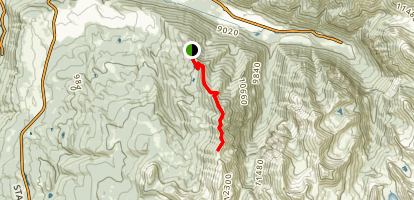 See Forever Trail Map