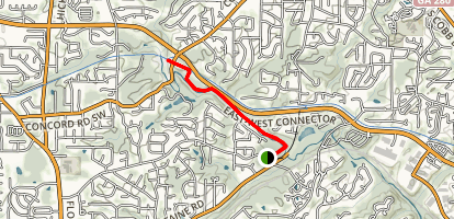 Heritage Park Trail  Map