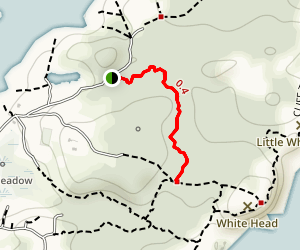 Red Ribbon Trail Map