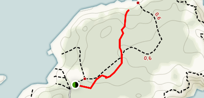 Evertgreen Trail Map