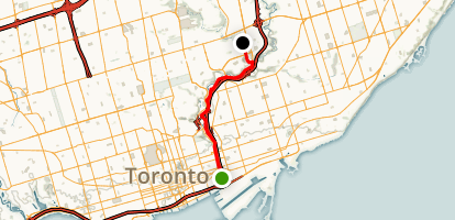Don River Trail Map