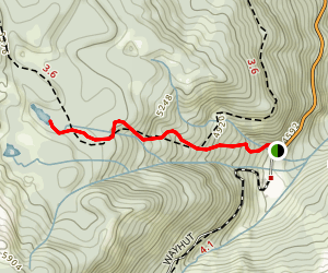 Mission Ridge to Lake Marion Map