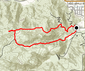 Ranch Trail Map