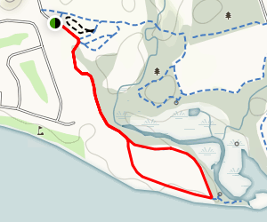 Samuel Wilmot Nature Area Trail Map