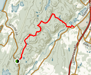 Schuber Trail Map