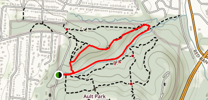 Ridge Trail Map