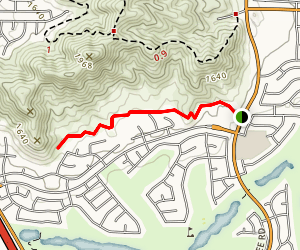 Freedom Crest Trail Map