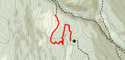 Antler Trail Map