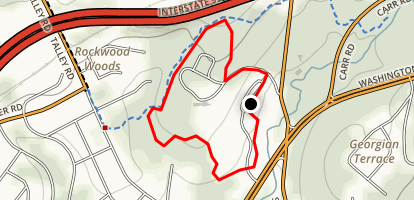 Rockwood Park Loop Trail Map
