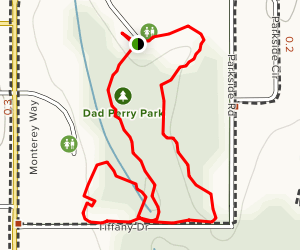 Dad Perry Park Map