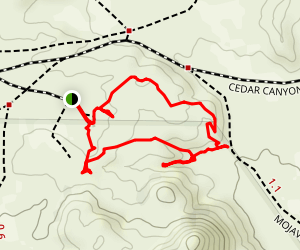 Rock Spring Loop Map