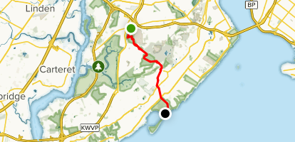 Map Of New York Islands.Staten Island Greenbelt White Trail New York Alltrails