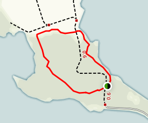 Wrights Bluff Nature Trail Map