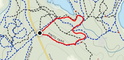 Pinto Trail Loop Map
