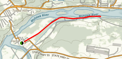 Towpath Trail Map