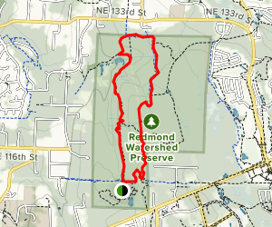 Trillium Trail and Pipeline Regional Trail Map