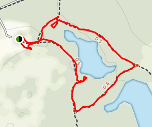Jay B Starkey Lake Loop Map
