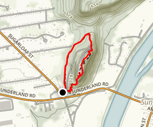 Mount Sugarloaf Trail Map
