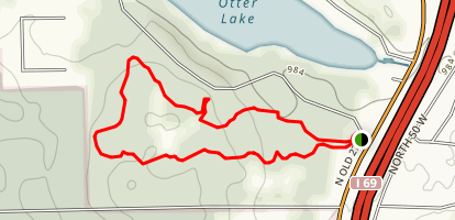 Beechwood Loop Map