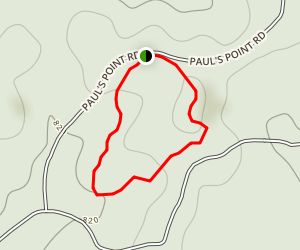 High Point Loop Trail Map