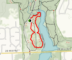 Osprey Trail Map