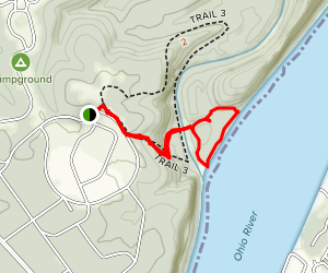 Charlestown Trail #7 Map