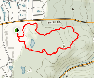 Seneca Trail Map