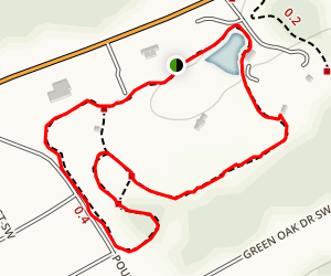 Mountain Park Loop Map