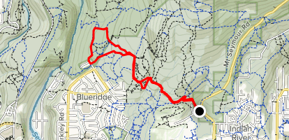 Bridle Path Map
